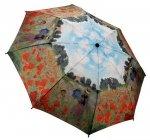 Pole maków Claude Monet - parasolka składana Galleria