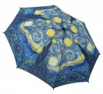 Gwiaździsta noc - Vincent van Gogh - parasolka składana Galleria