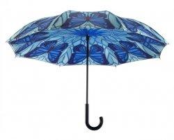 Witraż Motyle - parasol odwrotny Galleria
