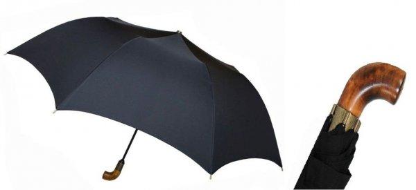 Samson - parasol dwusekcyjny full-auto 120 cm RP231