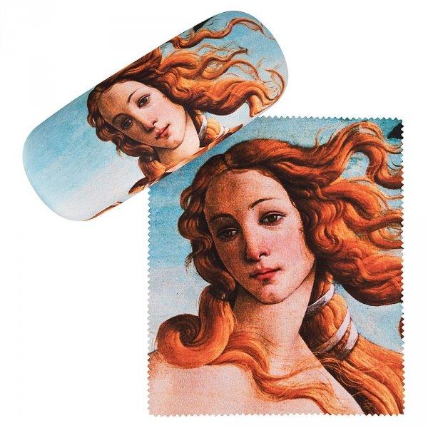 "Sandro Boticcelli ""Narodziny Wenus"" - etui na okulary Von Lilienfeld"