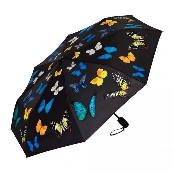 Motyle - parasolka składana full-auto Von Lilienfeld