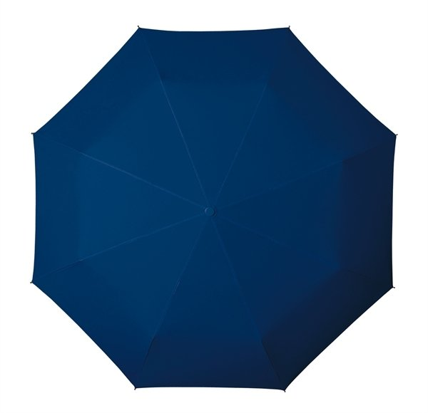 Automatic navy uniwersalna parasolka składana full-auto