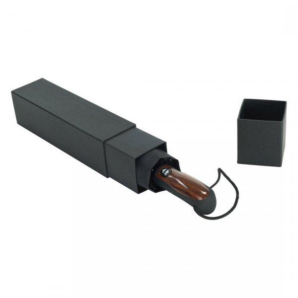 Eleganckie czarne pudełko