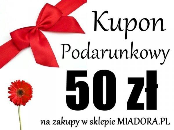 Bon Podarunkowy - 50 zł