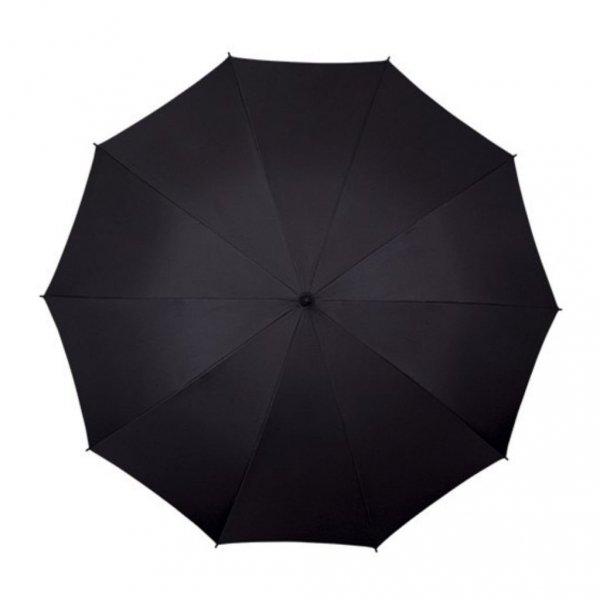 Falcone® rodzinny parasol 130 cm średnicy - czarny