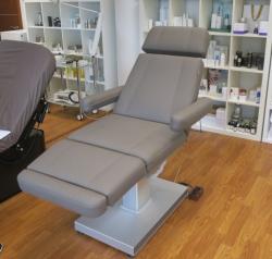 Pokrowce kosmetyczne na fotel  Gharieni Lina Select Alu/Wood/Static Super Soft
