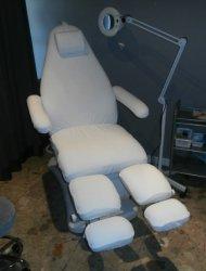 Pokrowce na fotel kosmetyczny 2244a, Vario, Cubo lub Apollo