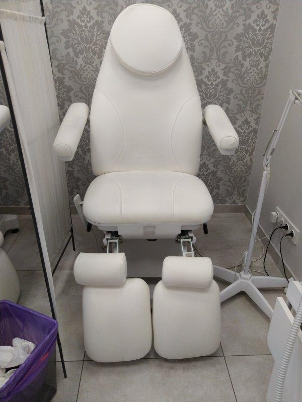 Pokrowce na fotel kosmetyczny Basic 156 z poduszką