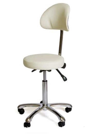 Pokrowce kosmetyczne na krzesełko LEO frotte beż nr 36