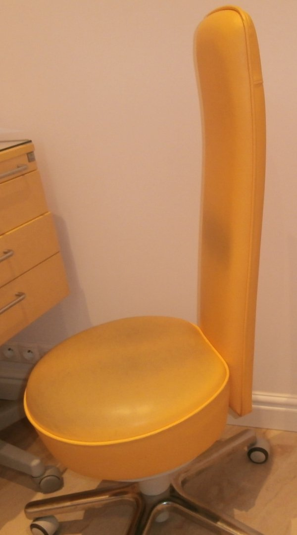Pokrowiec kosmetyczne na fotelik z wysokim oparciem