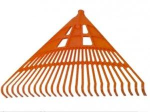 12258 Grabie plastikowe do liści 24-zęb nieoprawne, typ kanadyjski, 61cm kolor