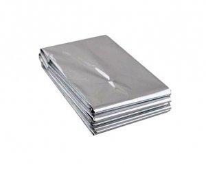 AG404 Koc termiczny ratunkowy 130x210 cm