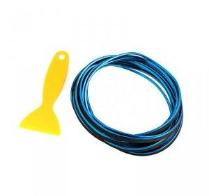 AG679A Listwa ozdobna tuning 5m blue