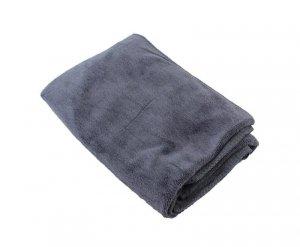 BQ8C Ręcznik z mikrofibry 100x50cm szary