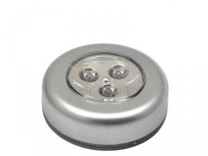 Lampa samoprzylepna 3xLED MCE01