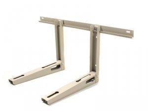 Uchwyt wspornik klimatyzatora Maclean, długość ramienia 450mm, stal galwanizowana, do 100kg, MC-622