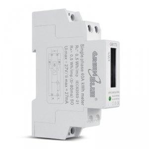 GB173 55123 Licznik energii na szynę DIN wyświetlacz LCD