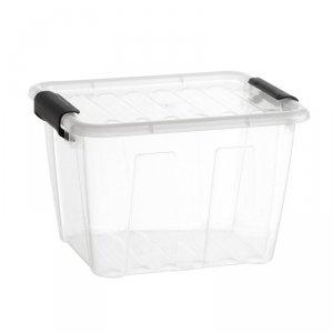 Pojemnik z pokrywą Plast Team Home Box 2,8L