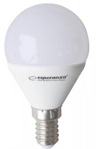 ELL152 Żarówka LED G45 E14 6W Esperanza