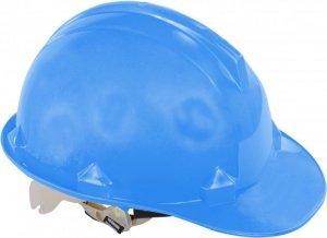 Hełm przemysłowy ochronny, niebieski, kat. ii, ce, lahti