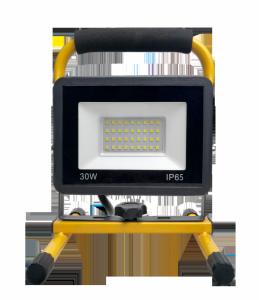 Naświetlacz roboczy STATIX 30W, na statywie, 2400lm, IP65, 6000K