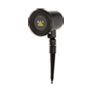 Projektor laserowy 3D SANTA, IP65, 7 trybów