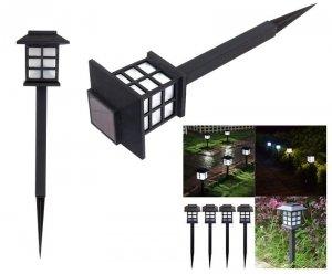 ZD50 Lampa solarna led latarnia ogrodowa