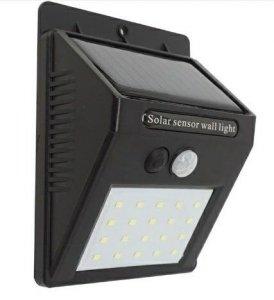 ZD53A Lampa solarna 20led czujnik xline