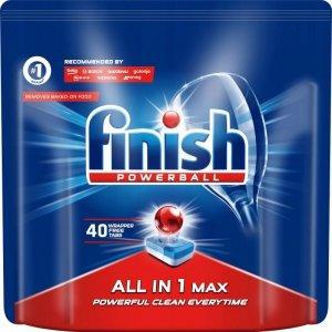FINISH Tabletki do zmywarki All-in-1 Max Regular 40szt