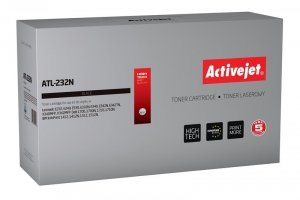 Toner Activejet ATL-232N (zamiennik Lexmark 24016SE; Supreme; 3000 stron; czarny)