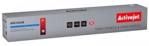Toner Activejet ATM-321CN (zamiennik Konica Minolta TN321C; Supreme; 25000 stron; niebieski)