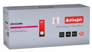 Toner Activejet ATO-532MN (zamiennik OKI 46490402; Supreme; 1500 stron; czerwony)