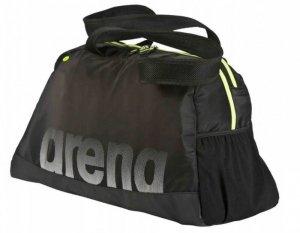 Torba sportowa Arena Fast Woman (39 litrów; 320mm x 240mm x 500 mm; 2 komory / 1 kieszeń; Nylon, Polyester, PVC; kolor czarny)