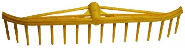 12250 Grabie plastikowe do siana  16-zębów nieoprawne 55cm