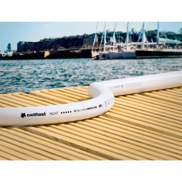 """Zestaw ogrodowy 15m 3/8"""" z końcówkami Cellfast Yacht Mini"""