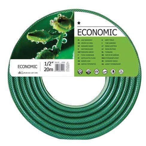 """Wąż ogrodowy z pcw fi=3/4"""" dł.30m rolka, economic"""