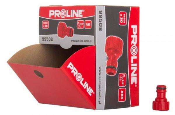 99212 Przyłącze z gwintem wewnętrznym 1 cal luzem Proline
