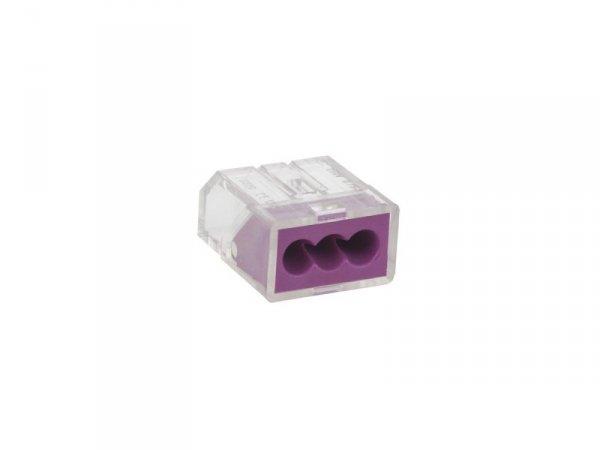 ZLA0952 Złączka uniwersalna 3 x 0.75-2,5 -mm