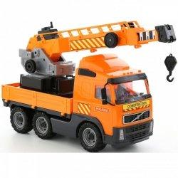 Wader QT Samochód Volvo Dźwig Holownik Ciężarówka 52 cm