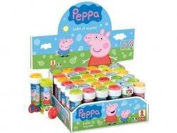 Bańki 60 ml Peppa Pig