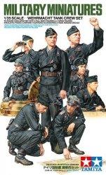 German Tank Crew Set