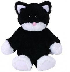 Maskotka TY Attic Treasures Czarno-Biały Kot Bessie 33 cm