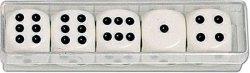 Gra Kości oczkowe Jumbo