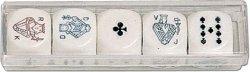 Gra Kości pokerowe Jumbo