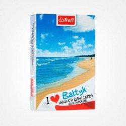 Karty Kocham Polskę Bałtyk Plaża