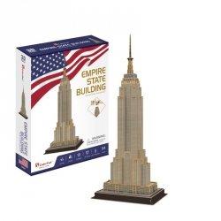 Puzzle 3D Empire State Building 54 elementy