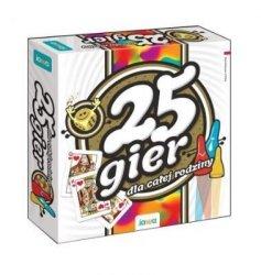 25 gier dla całej rodziny