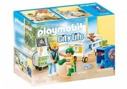 Zestaw z figurkami City Life 70192 Szpitalny pokój dziecięcy
