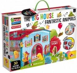 Gra Montessori Wielki dom